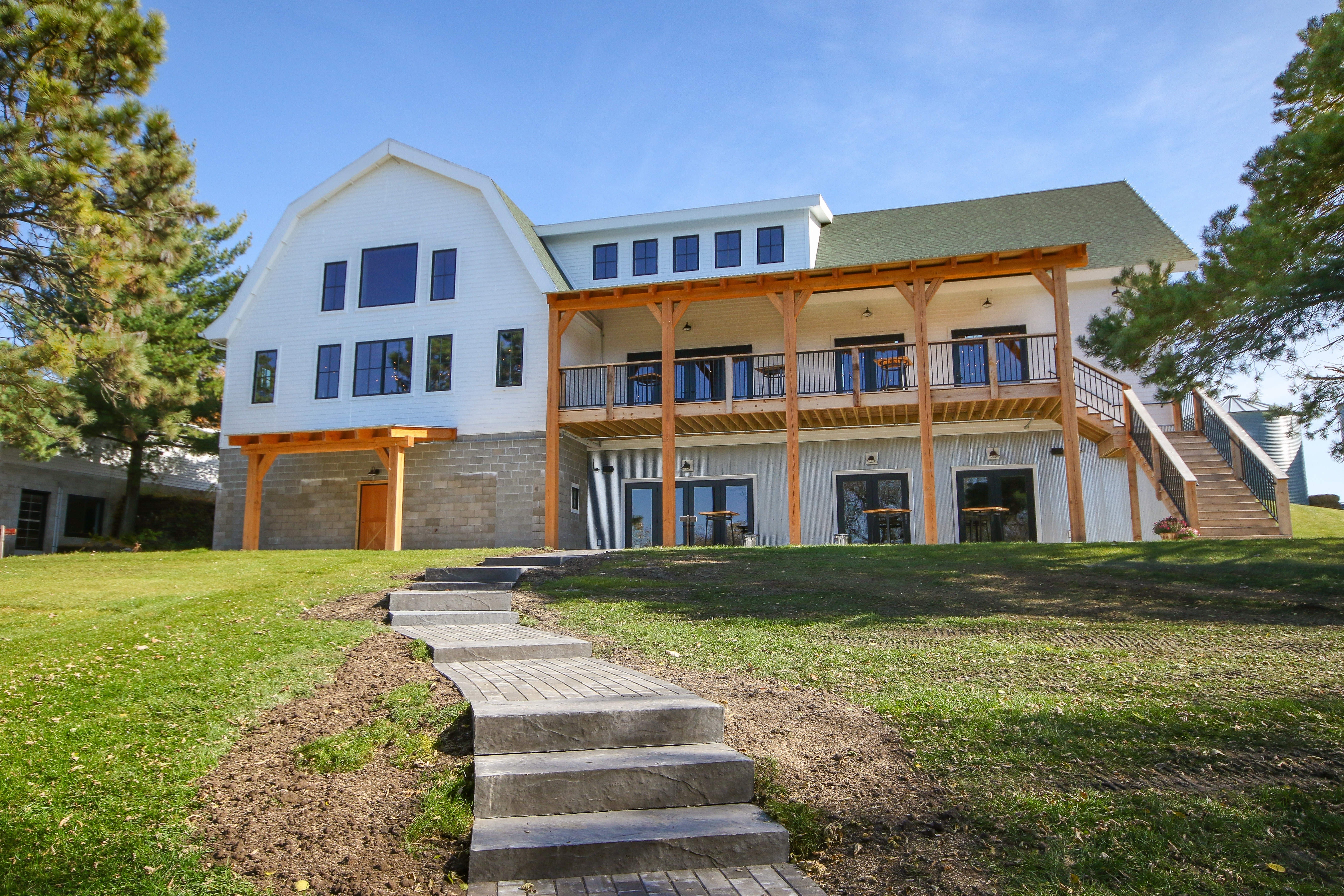 Award-winning SIP Construction; A Labor Of Love At Gathered Oaks