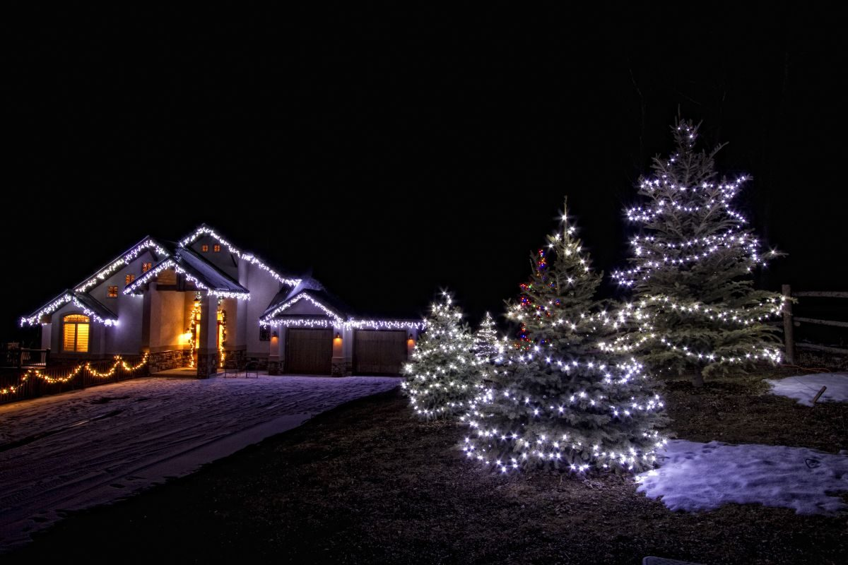 Christmas In An Enercept Home