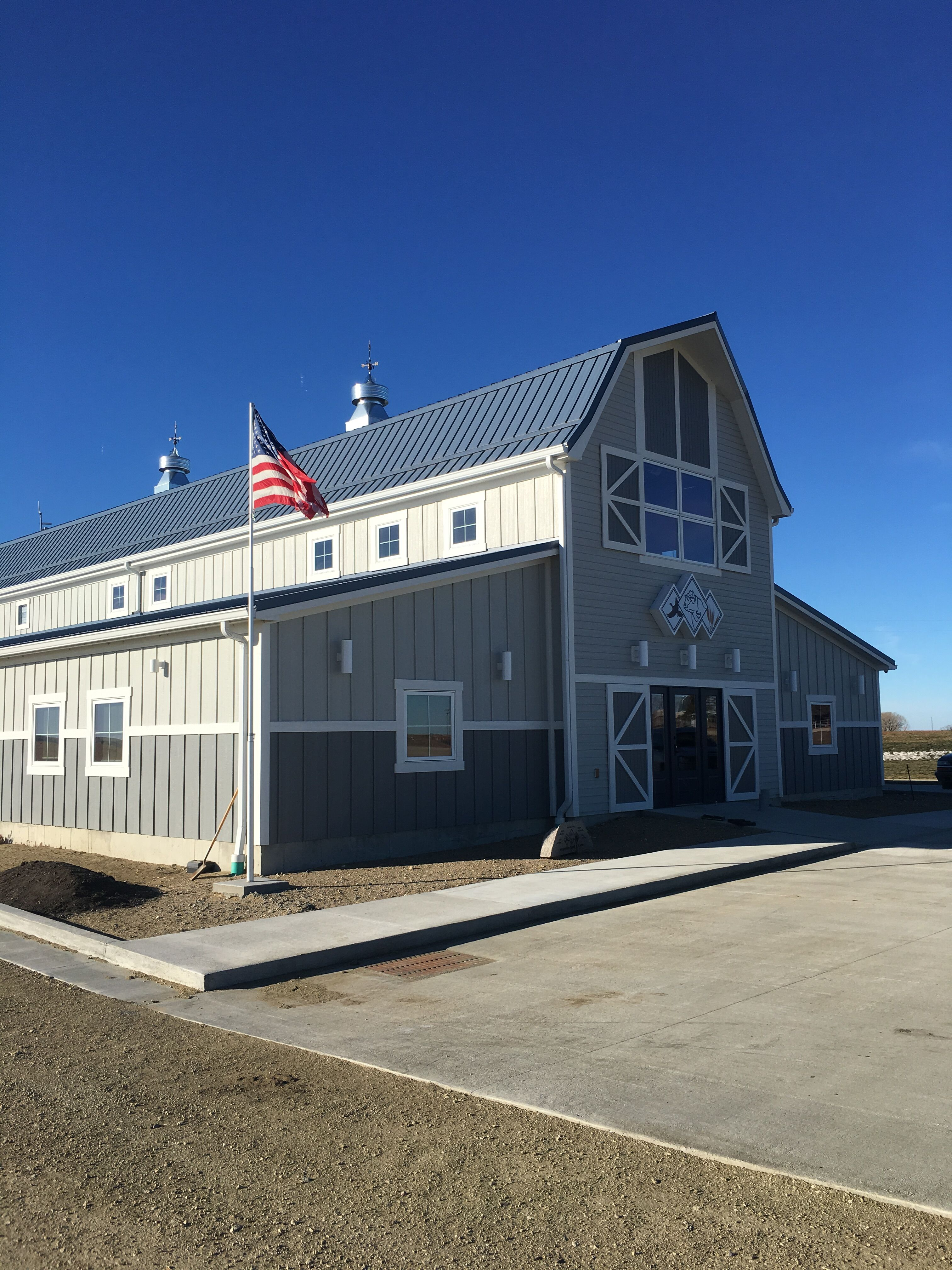 Jorgensen Land & Cattle Redefines The Traditional Corporate Office